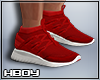 $ red sneakers