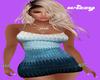 Wiz- Blue Dress RL