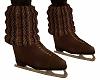 TF* Brown Sock Tops