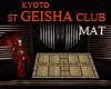 ST KYOTO GEISHA MAT
