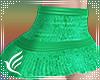 Mini Skirt Green