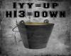 Pop up Bucket Prop