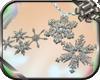 Christmas Snowflake Neck