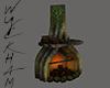Dark Elf Fireplace