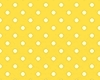 Yellow Polka Dotted Hat