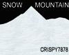 CC SNOW MOUNTAIN NO POSE