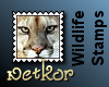 Wildlife Stamps: Puma