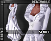 0   Fur Jacket Dress S