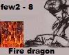 Fire dragon light