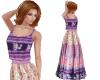 TF* Purple BOHO Outfit