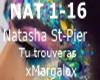 Natasha St Tu Trouveras
