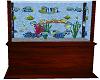MDS Wooden Fish Tank