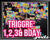 Happy Birthday Trigger