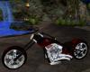 !Red Skull Bike