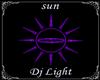 Dj Purple Sun Light