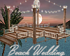 Beach Wedding Platform