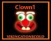(H) Clown Particles