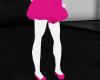 Pink Diamond Shorts
