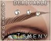 [Is] Brows Piercing -L