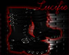L | Goth Black Pvc