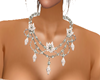 Diamond  Wedding Necklac