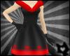 xox Dark Holiday Dress