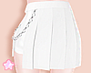 🌟 Chain Skirt|Wt