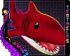 🦈 Shark Plush | Red