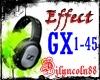 ~DJ EFFECT GX 1-45~