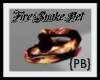 {PB}New Fire Snake Pet