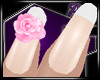 *PAC* Wedding Nails Nude