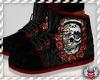 SWA| Rose Skull Shoes R