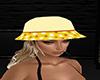 GL-Yellow Summer Hat