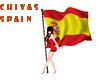 BB spain flag + poses