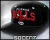 50' Bulls Snapback