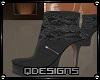 *Q* Statia Black Boots