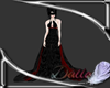 Vampire wedding dress
