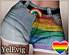 [Y] Rainbow short