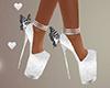 White Heels butterfly