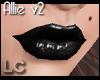 LC Allie v2 Glossy Black