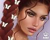 Margot Red+Butterflies