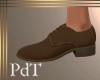 PdT Parkway DkBrn ShoesM