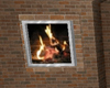 ANIMATED Fireplace