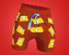 Bart Simpson Shorts