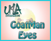 GoatMan Eyes