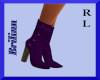 [B] Purple Boots RL
