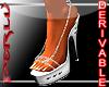 (PX)Deriv GiessO Sandals