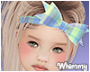 Kids Spring Hair Bow