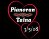 Pianoran and Taina Tee