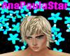 Ash blonde streaked *4